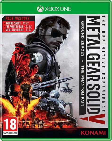 Metal Gear Solid V The Definitive Experience Xbox One