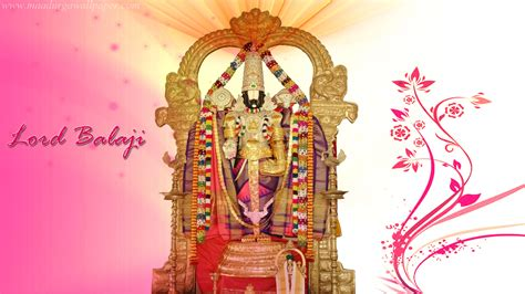 Lord Balaji Image, Pics & Hd Wallpaper Download