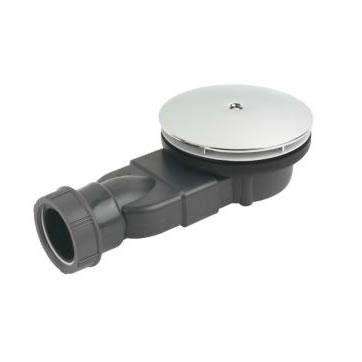 High Flow Shower - wirquin pro slim 90mm high flow shower waste sanctuary