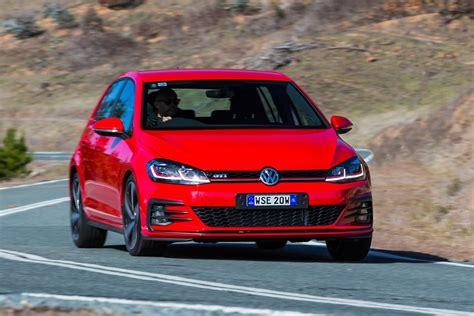 Volkswagen Updates Its Golf Gti Tcr