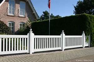 Gartenzaun Weiß Holz : gartenzaun holz weis sichtschutz ~ Michelbontemps.com Haus und Dekorationen