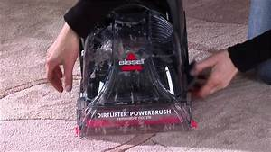 Bissell Powerclean Powerbrush Pet Carpet Cleaner Parts