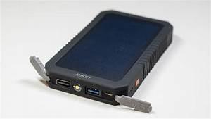 Solar Powerbank Test : aukey pb p8 solar powerbank im test techtest ~ Kayakingforconservation.com Haus und Dekorationen