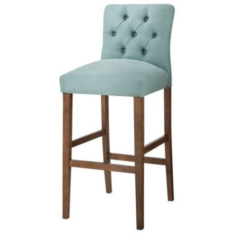 Threshold Brookline Tufted Dining Chair Charcoal by Threshold 30 Quot Brookline Tufted Bar Stool Target 89