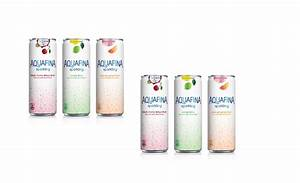 Aquafina unveils new line of flavored sparkling water ...