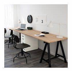 Effektives Arbeiten Im Büro : tisch gerton buche schwarz wei wohn hacks ~ Bigdaddyawards.com Haus und Dekorationen