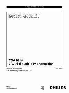 Tda 2614