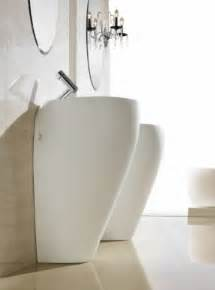 contemporary pedestal sinks foter