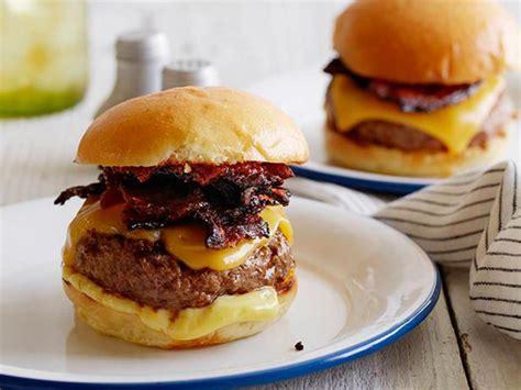 santos cuisine best burger recipes food hamburger and