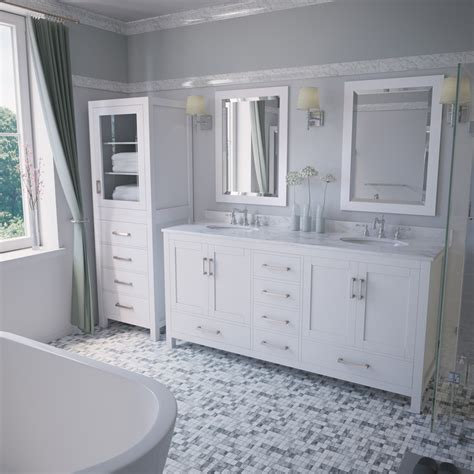 sheffield  double bathroom vanity  wyndham collection