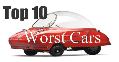 Top 10 Worst Cars Ever Made  The Motor Digest  Page 3