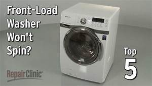 Bosch Washing Machine Wont Spin