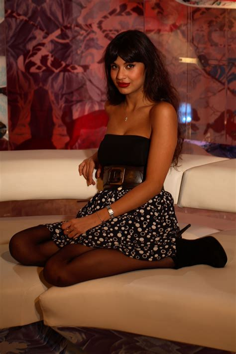 British Desi Babe Jameela Jamil Celebrity Porn Photo