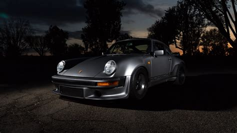 porsche 930 modified grey market modified porsche 930 delivers jaw dropping