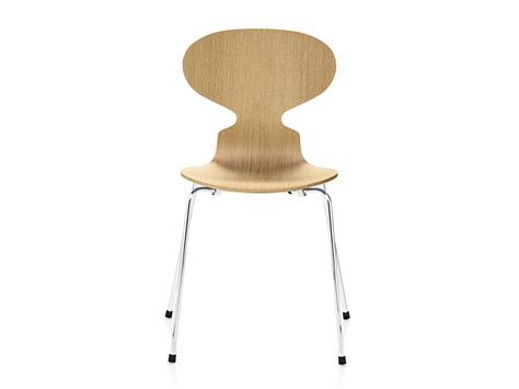 buy the fritz hansen ant chair with 4 legs at nest co uk