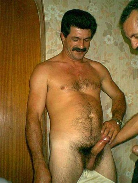 Ethnic Men Turkish Daddies Playing And Wanking Together