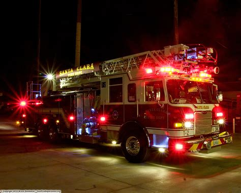 Santa Clara Fire Department Added Two