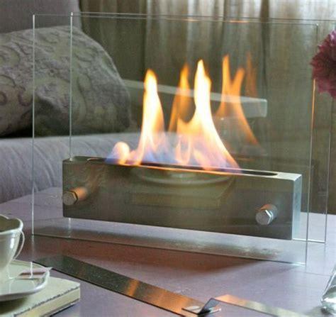 chimeneas de mesa  funcionan  bioetanol