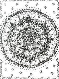 Anti-Stress Coloring Pages