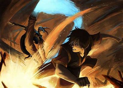 Airbender Avatar Last Backgrounds Wallpapers Cave