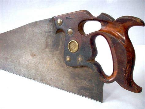 vintage horned hand   disston  sons philadelphia