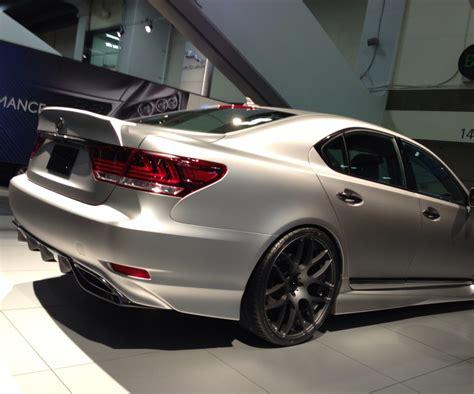 Lexus Ls Modification 2017 lexus ls might get hydrogen powered modification