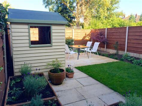 Small Garden : Small Garden Makeover-garden Ninja Ltd Garden Design