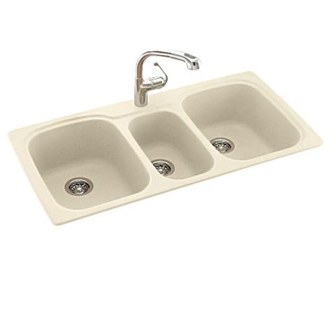swanstone kitchen sink reviews best price swanstone kstb 4422 037 44 inch by 22 inch 5957
