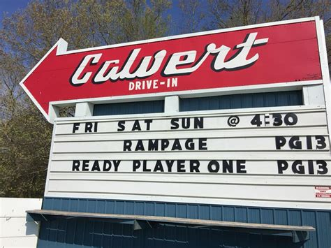 Maybe you would like to learn more about one of these? The Official Calvert Drive-In Page - Home   Facebook