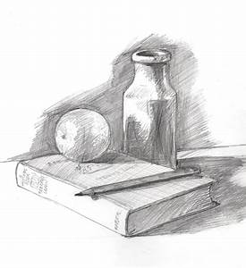 Excellent Images For - Still Life Drawings In Pencil With ...