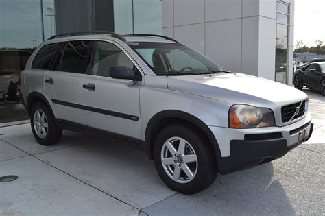 pre owned  volvo xc  turbo sport utility