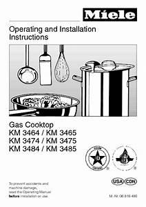 Km 3464 Manuals