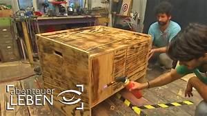 Holz Pizzaofen Selber Bauen : einfach und g nstig selber bauen die multifunktionstheke 1 2 abenteuer leben youtube ~ Yasmunasinghe.com Haus und Dekorationen