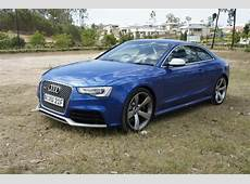 Audi RS5 Review CarAdvice