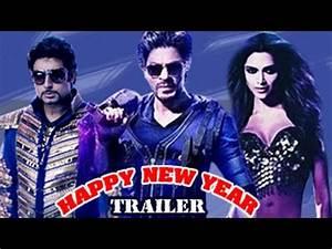 Happy New Year Official Trailer | Deepika Padukone ...