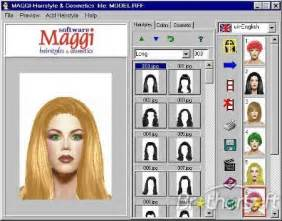 HD wallpapers hair makeover software free
