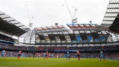 manchester city etihad stadium expansion matches support