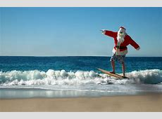 How Santa Claus learned to surf in Australia Blog