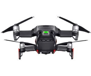 buy dji mavic air fly  combo flame red   today  deals  idealocouk