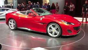 Nouvelle Ferrari Portofino : ferrari portofino au salon de francfort guide auto ~ Medecine-chirurgie-esthetiques.com Avis de Voitures