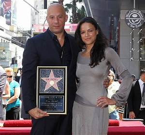 Michelle Rodriguez Picture 85 - Vin Diesel Honored on The ...