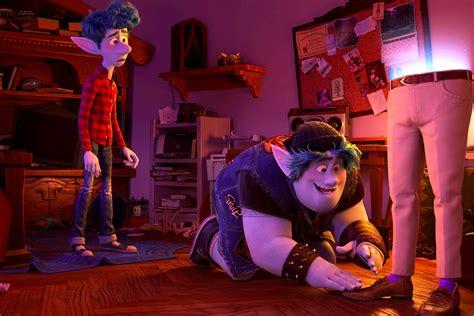 onward review  perfectly fine pixar    bizarre