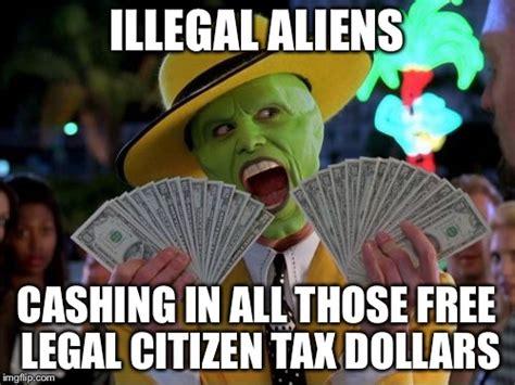 Illegal Memes - dinero dinero imgflip