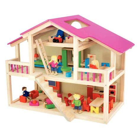 musique maison des poupe maison de poup 233 es loft en bois pintoy maisons de poup 233 e sur planet eveil
