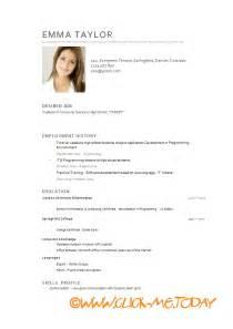 free resume templates for word 2016 gratis modele cv download cv anonyme