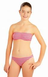 Girls in bikini underwear