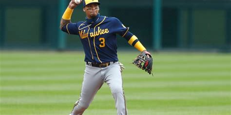 Reports: Braves trade for Brewers SS Orlando Arcia to pad ...