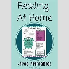 Reading At Home  Featured On Minds In Bloom