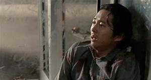 'The Walking Dead': Where's Steven Yeun? Glenn Actor ...