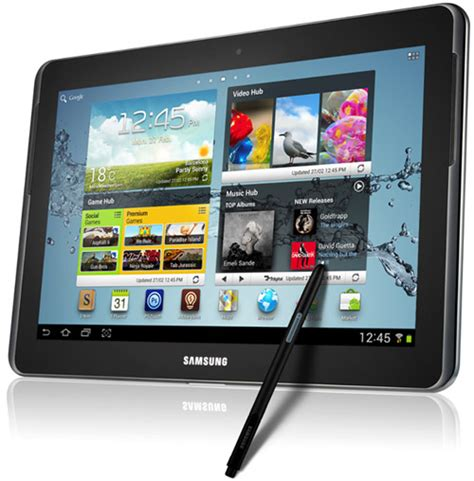 samsung galaxy note  quad core tablet review hothardware